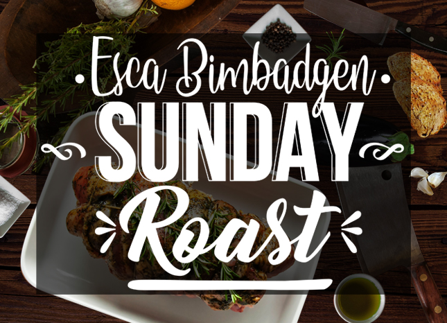 Esca Bimbadgen Sunday Roast