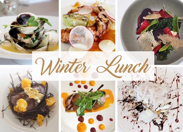 Winter Lunch at Esca Bimbadgen