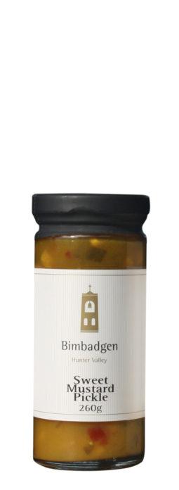 Bimbadgen Condiments shot size