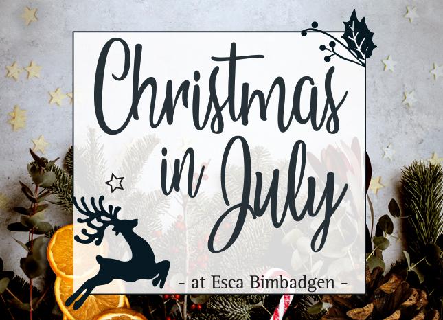 Christmas in July at Esca Bimbadgen Hunter Valley