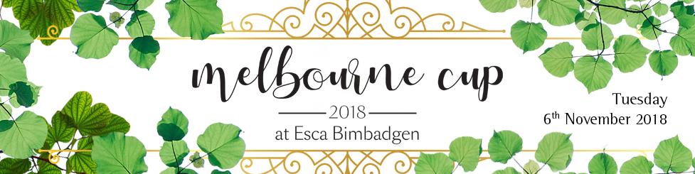 Esca Bimbadgen Melbourne Cup 2018
