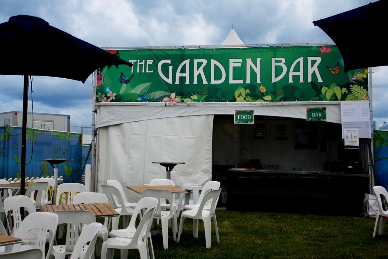 Bimbadgen Garden Bar