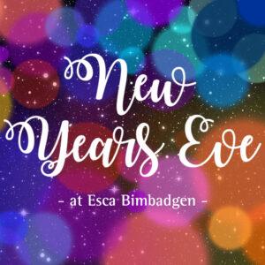 Esca Bimbadgen New Years Eve