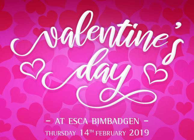 Valentine's Day at Esca Bimbadgen